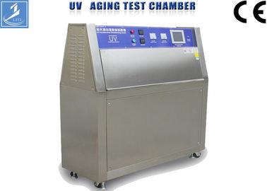 Camera di prova UV d'acciaio automatica di invecchiamento, UVB standard accelerato sopravvivendo tester